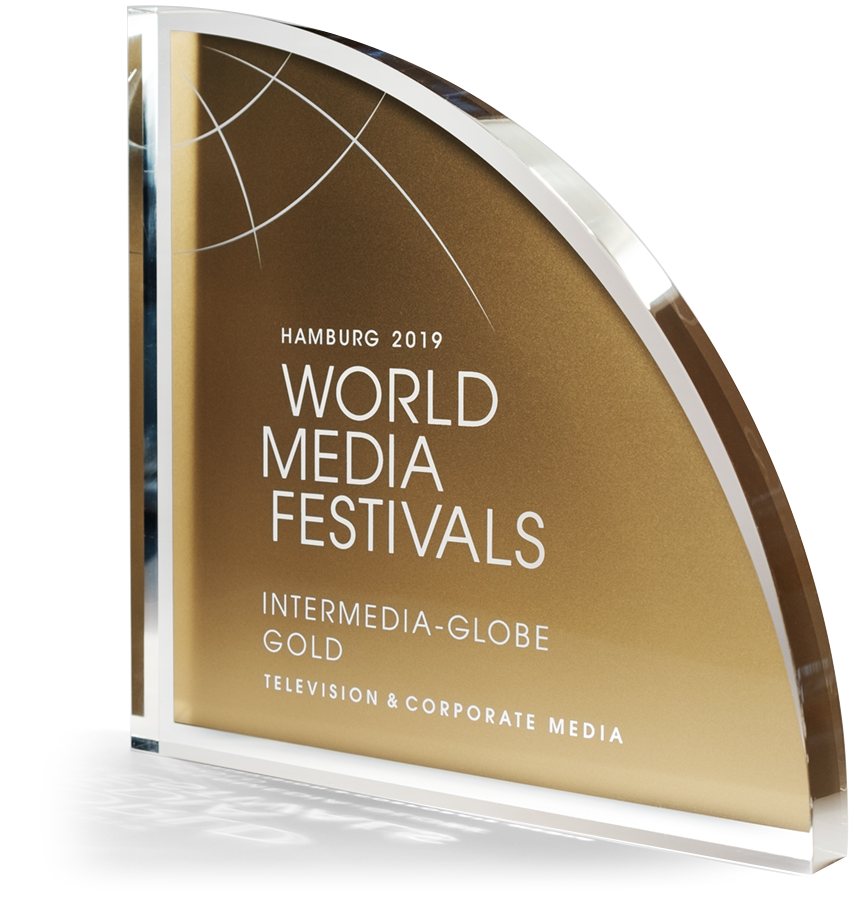 WORLD MEDIA FESTIVALS – INTERMEDIA-GLOBE GOLD